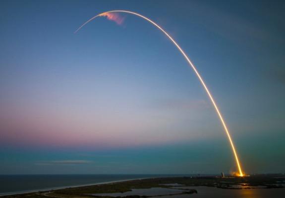 中国将研制100吨级重型运载火箭 超美国目前最强