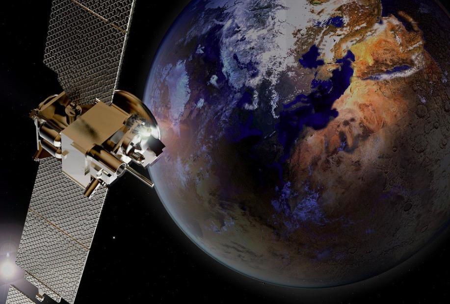 NASA的OSIRIS-REx在小行星Bennu上留下痕迹:像月球上的鞋印