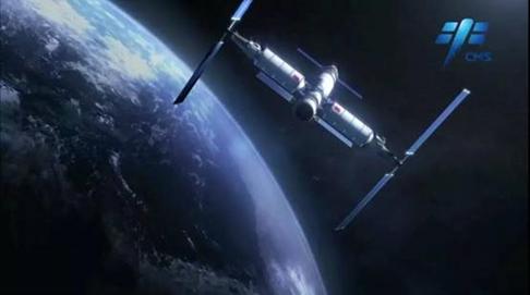 天和核心舱已就位!看!空间站极简笔记!