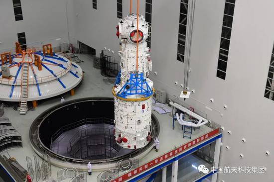 空间站系统总师:这就是中国方案